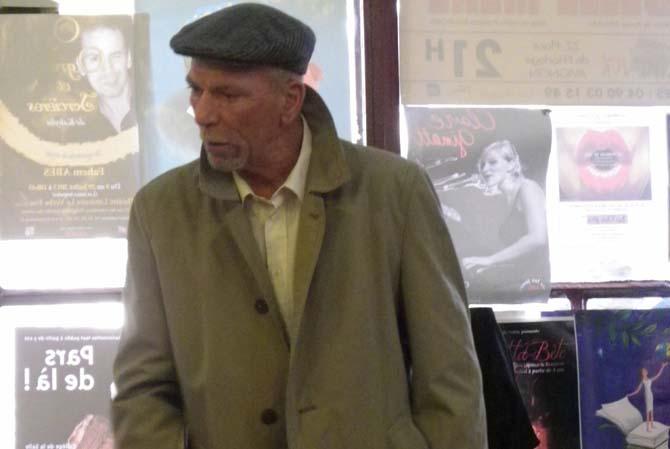 Johnny… perpète - Critique sortie Avignon / 2014 Avignon Mon Bar