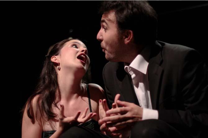 L'opéra dans tous ses états - Critique sortie Avignon / 2014 Avignon Théâtre du Cabestan