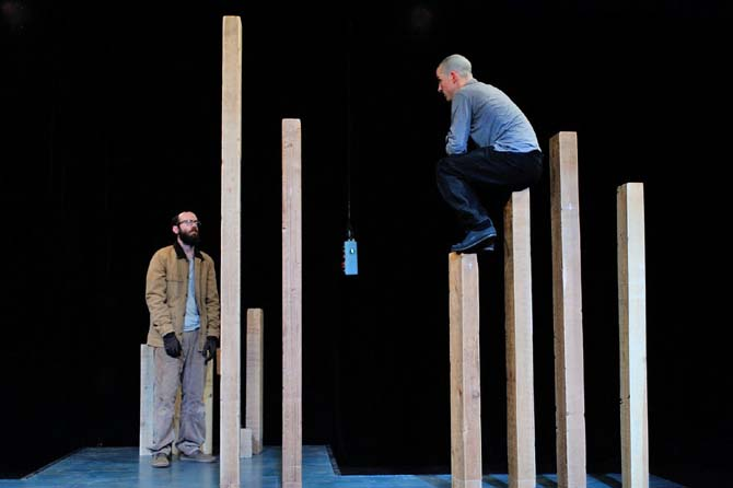 Le Braquemard du Pendu - Critique sortie Avignon / 2014 Avignon sous chapiteau climatisé