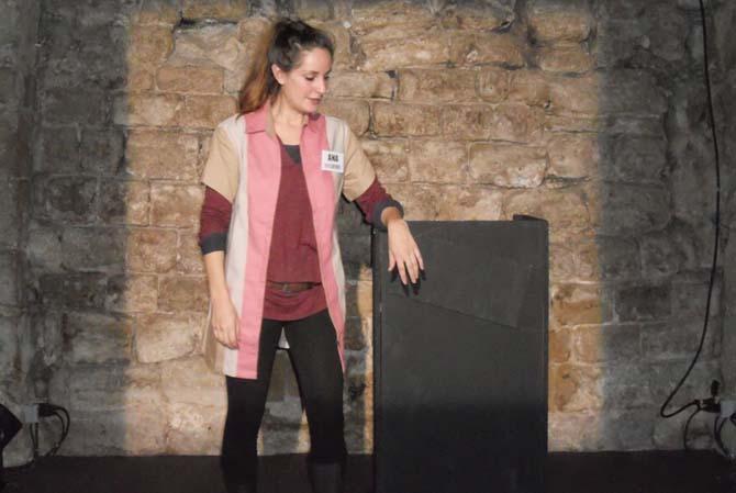 Les Tribulations d'Ana - Critique sortie Avignon / 2014 Avignon L'Alibi Théâtre