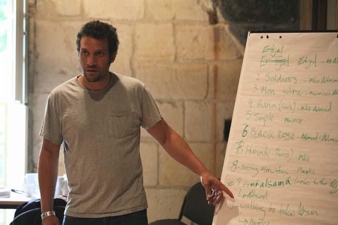 Cinq chants - Critique sortie Avignon / 2014 Avignon Cloître des Célestins