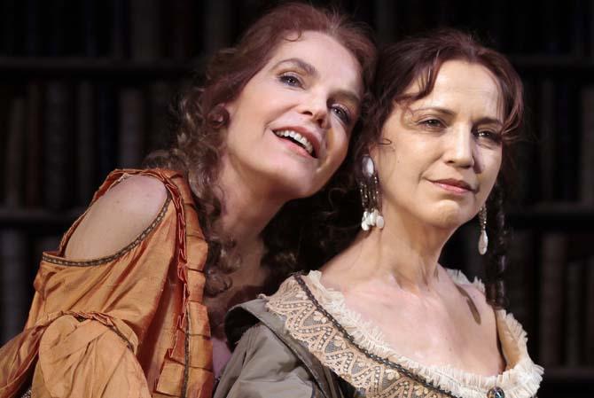 Ninon, Lenclos ou la liberté - Critique sortie Avignon / 2014 Avignon Théâtre du Chêne Noir