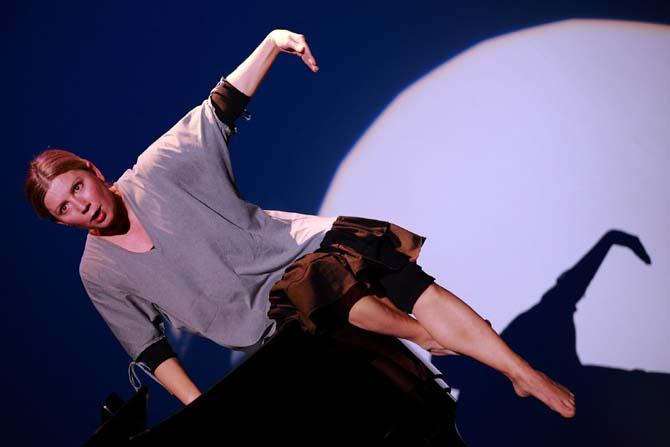 Anne Baquet - Critique sortie Avignon / 2014 Avignon Théâtre Buffon