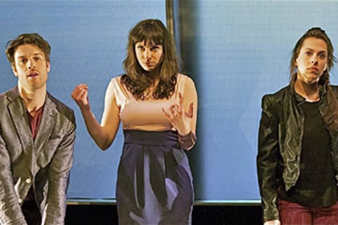 Cinq visages pour Camille Brunel - Critique sortie Avignon / 2014 Avignon La Manufacture