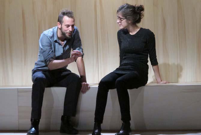 Constellations - Critique sortie Avignon / 2014 Avignon La Manufacture