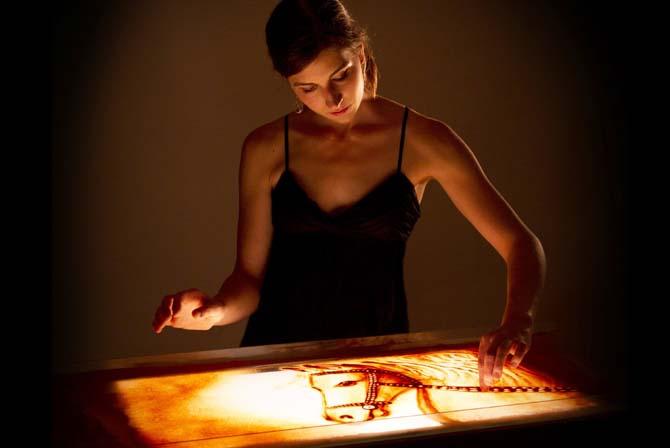 Des rêves dans le sable - Critique sortie Avignon / 2014 Avignon Théâtre des Corps Saints