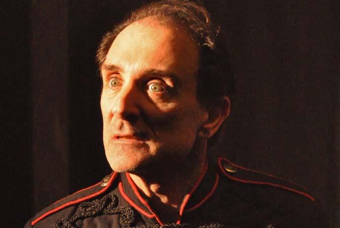 Dracula, le pacte - Critique sortie Avignon / 2014 Avignon Théâtre du Chien qui fume