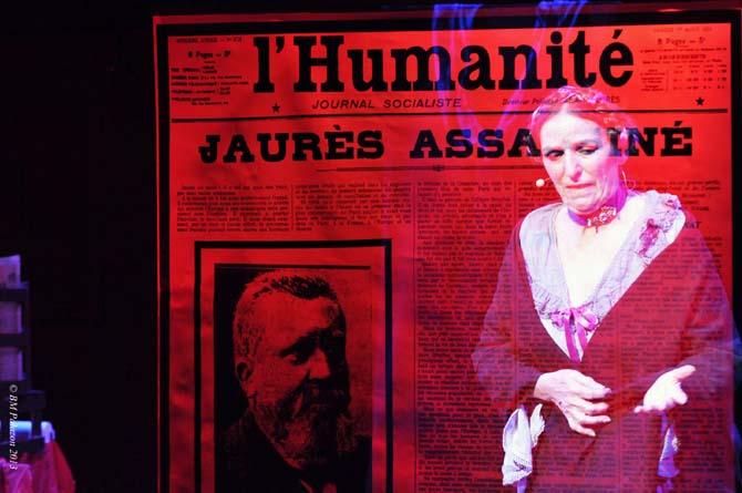 Le théâtre, outil de connaissance - Critique sortie Avignon / 2014 Avignon Théâtre Buffon