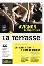 LA TERRASSE – AVIGNON EN SCÈNE(S) – JUILLET 2014 - Critique sortie