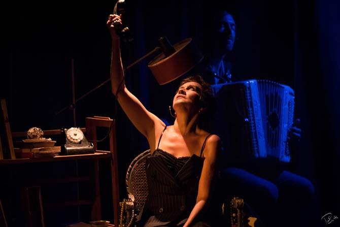 George Sand, Ma vie, Son œuvre ! - Critique sortie Avignon / 2014 Avignon Théâtre au coin de la Lune