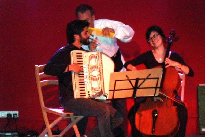 Hommage à Serge Reggiani, un comédien qui chante - Critique sortie Avignon / 2014 Avignon Laurette Théâtre