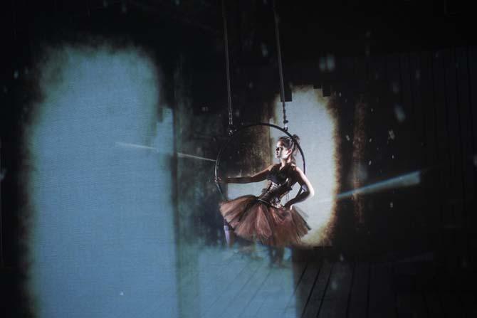 L'Homme qui rit - Critique sortie Avignon / 2014 Avignon Théâtre du Chêne Noir