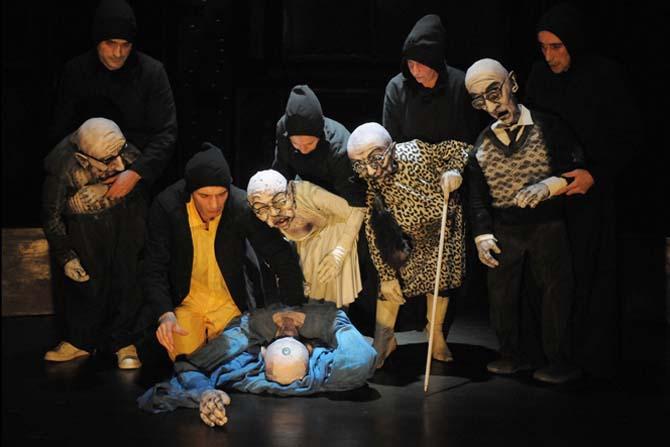 L'Ecole des ventriloques - Critique sortie Avignon / 2014 Avignon La Manufacture