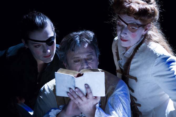 La Maréchale et le libertin - Critique sortie Avignon / 2014 Avignon Théâtre des Carmes – André Benedetto
