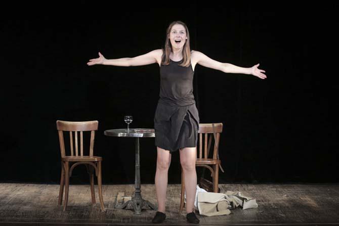La Peau d'Elisa et Cyrano de Bergerac - Critique sortie Avignon / 2014 Avignon Théâtre du Petit Louvre