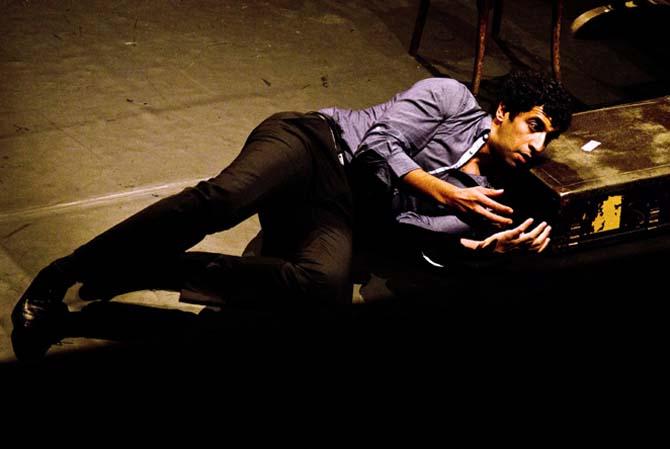 Le poète comme boxeur - Critique sortie Avignon / 2014 Avignon La Manufacture