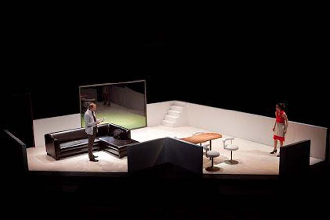 Mirror Teeth - Critique sortie Avignon / 2014 Avignon Théâtre la Manufacture