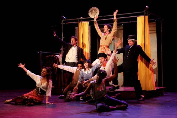 Monsieur de Pourceaugnac - Critique sortie Avignon / 2014 Avignon La Fabrik' Théâtre
