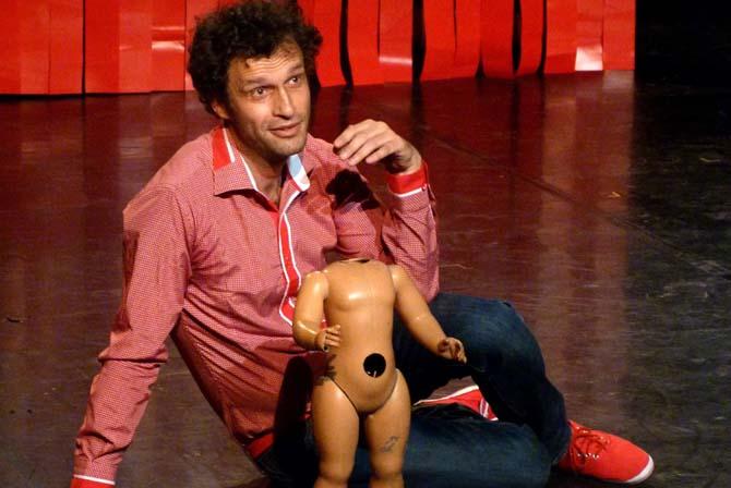 N'être pas né - Critique sortie Avignon / 2014 Avignon Espace Alya