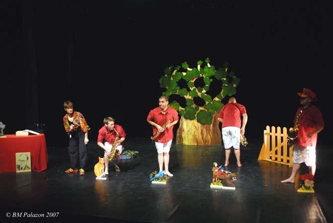 Pierre and the loup! - Critique sortie Avignon / 2014 Avignon Théâtre ARTO
