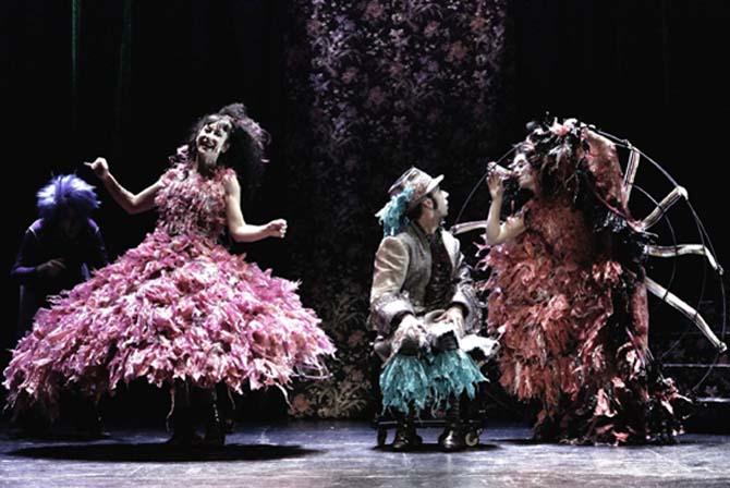 Precious Ridiculous - Critique sortie Avignon / 2014 Avignon Théâtre du Balcon