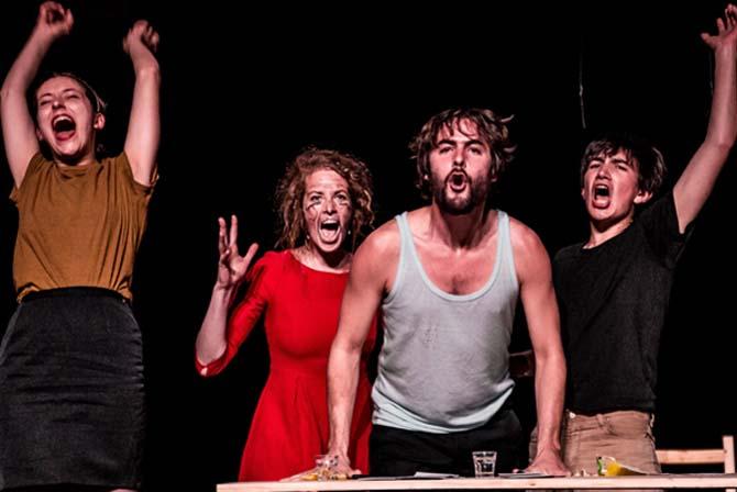 Quatuor Violence - Critique sortie Avignon / 2014 Avignon La Manufacture