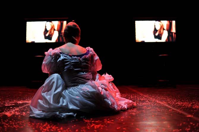 Rhapsodies - Critique sortie Avignon / 2014 Avignon Le Grenier à sel