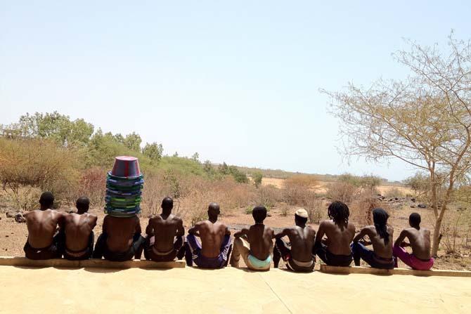 Le corps en Afrique - Critique sortie Avignon / 2014 Avignon Gymnase du Lycée Aubanel