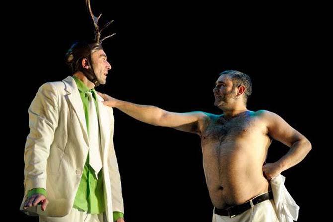 30/40, Livingstone - Critique sortie Avignon / 2014 Avignon La Luna