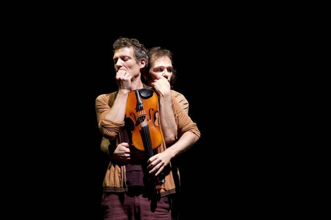 Solo due - Critique sortie Avignon / 2014 Avignon Théâtre des Doms