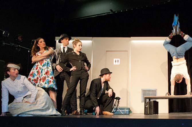 Tempo - Critique sortie Avignon / 2014 Avignon Théâtre des Lucioles