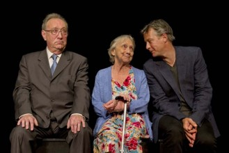 Votre maman : ne pas oublier les oublieux ! - Critique sortie Avignon / 2014 Avignon La Chapelle des Templiers