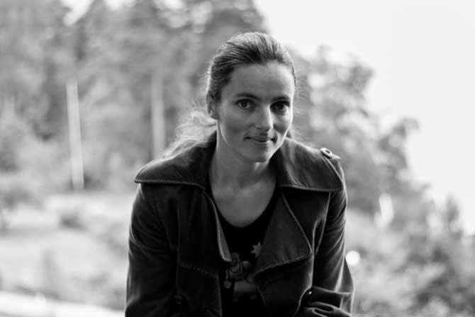 Personnalité étonnante à découvrir en ouverture de la saison de l'EIC : la vocaliste, performeuse et compositrice norvégienne Maja S. K. Ratkje.