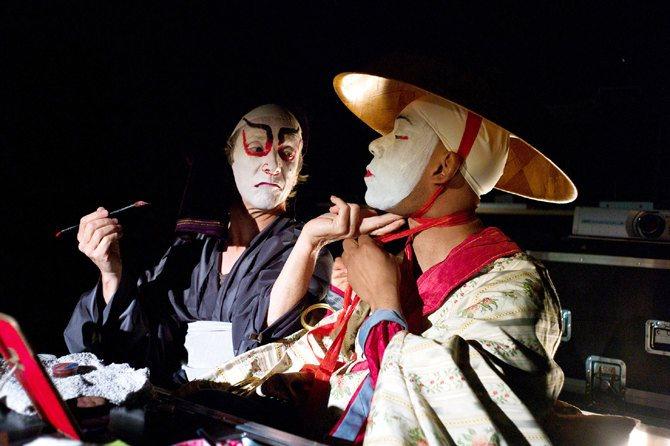 Le Kabuki derrière la porte - Critique sortie Théâtre Marseille La Criée