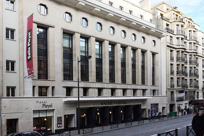 La dernière rentrée classique de Pleyel - Critique sortie Classique / Opéra Paris A l'affiche