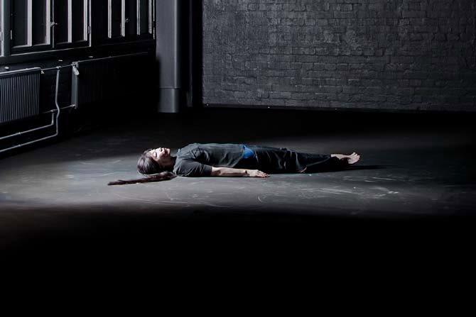 Légende : Tsunemasa, du chorégraphe Eric Oberdorff. Crédit : Eric Oberdorff