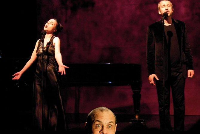 Entretien / Nicolas Hocquenghem - Critique sortie Théâtre Ivry-sur-Seine Théâtre d'Ivry Antoine Vitez