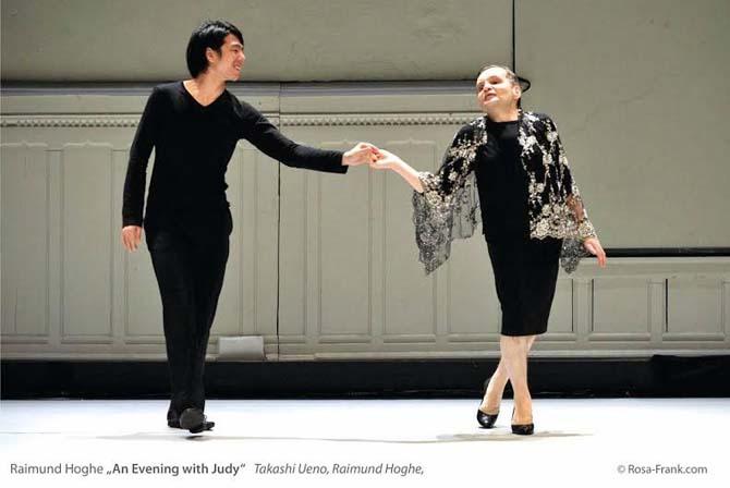 An Evening with Judy - Critique sortie Danse Cergy-Centre L'APOSTROPHE - THEATRE DES ARTS