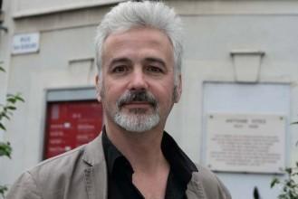 Légende : Christophe Adriani, directeur du Théâtre d'Ivry Crédit : David Merle