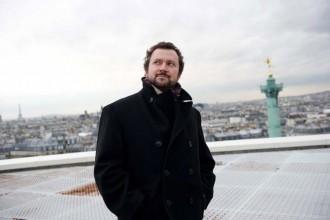 Légende : Christophe Ghristi © Elisa Haberer / Opéra national de Paris