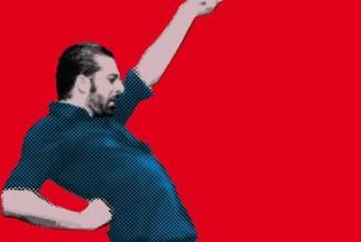 Crédit : DR Légende : Andrés Marin, puissant danseur de flamenco.