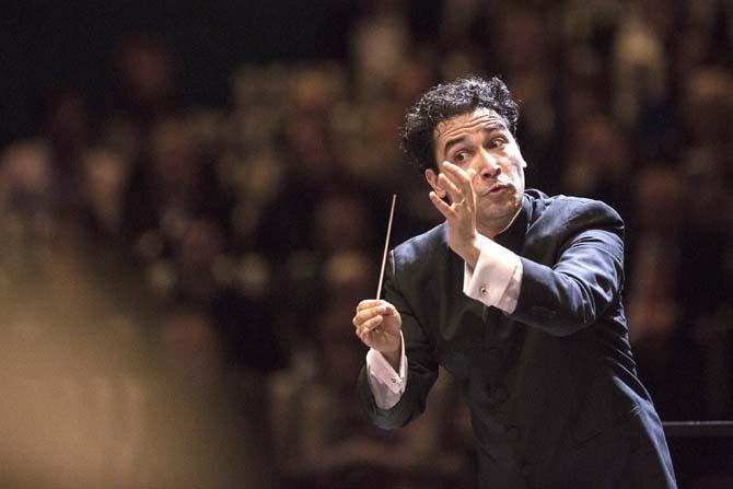 Orchestre national de France - Critique sortie Classique / Opéra Paris Théâtre du Châtelet