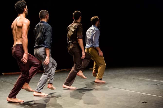 Au temps où les Arabes dansaient - Critique sortie Danse Noisiel La Ferme du Buisson