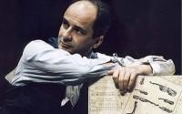 Le claveciniste Olivier Baumont.