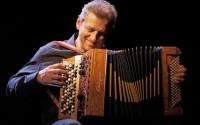 L'accordéoniste Marc Berthoumieux © Marie Babey