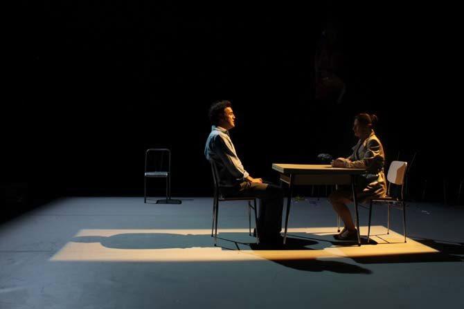 Combat - Critique sortie Théâtre Paris THEATRE DU LUCERNAIRE