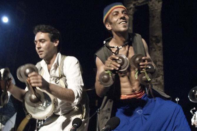 Raï Family avec Fanfaraï invite Boutaïba Sghir - Critique sortie Jazz / Musiques Bobigny Salle Pablo Neruda