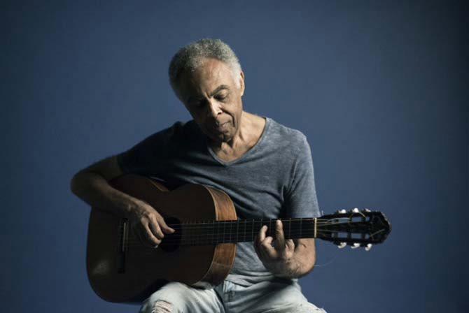 Gilberto Gil - Critique sortie Jazz / Musiques Paris Théâtre du Châtelet