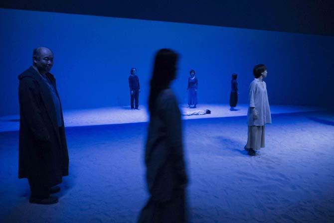 Intérieur - Critique sortie Théâtre Paris Maison de la Culture du Japon