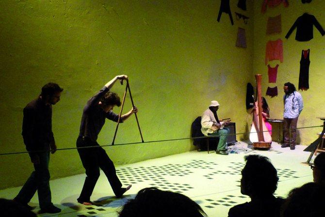 L'Atelier du Plateau fait son cirque - Critique sortie Théâtre Paris Atelier du Plateau